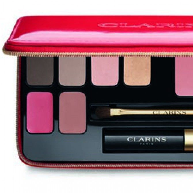 Maquillaje Navidad 2014 de Clarins