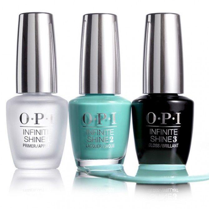 OPI lanza una revolución en laca de uñas con el nuevo Infinite Shine