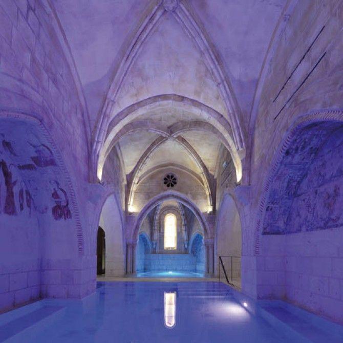 Alejarse del mundanal ruido: Monasterio de Valbuena