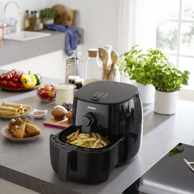 Philips Airfryer, cocina fácil y saludable