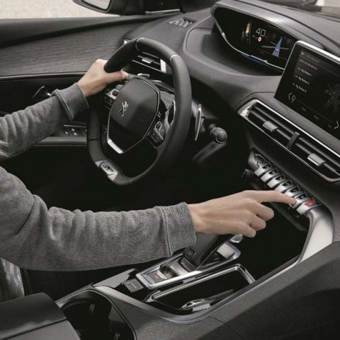 Peugeot 3008, elige tu coche basándote en el olor