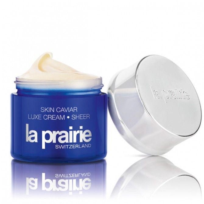 Una de las cremas más caras del mundo: Skin Caviar Luxe Cream de la prairie