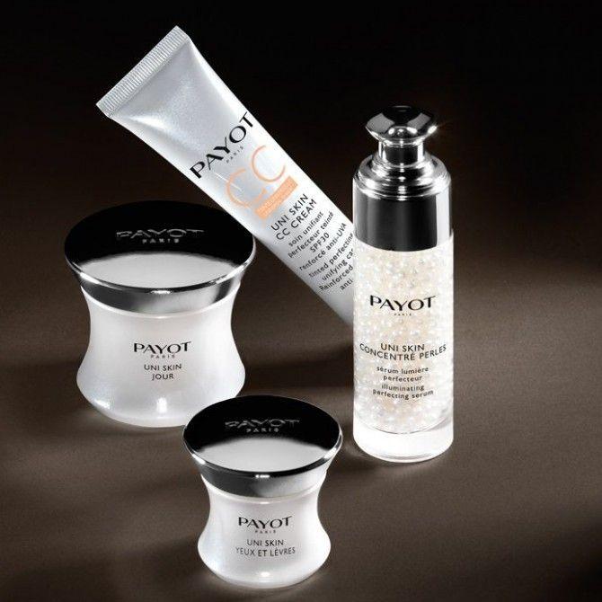 Payot presenta su nueva línea de cosmética