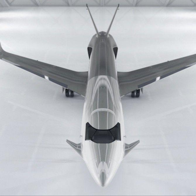 Peugeot se atreve con el transporte aéreo