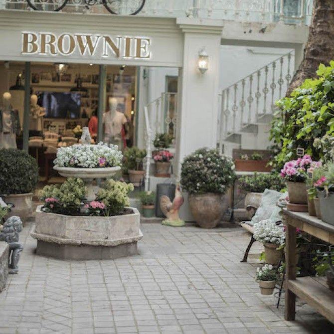 Décimo aniversario de Brownie y apertura de su flagship store en la calle Hermosilla de Madrid