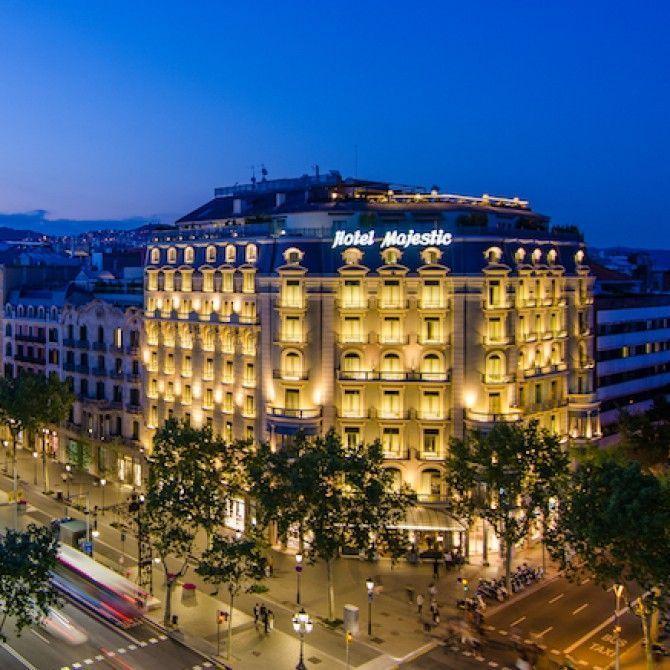 Majestic Hotel & Spa Barcelona presenta la suite mas grande de Barcelona