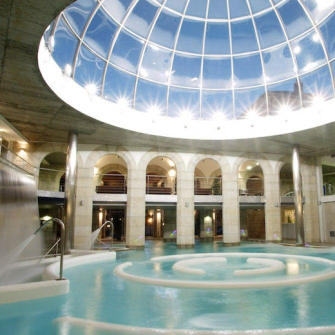 Ven a conocer el nuevo tratamiento corporal al Balneario de Mondariz