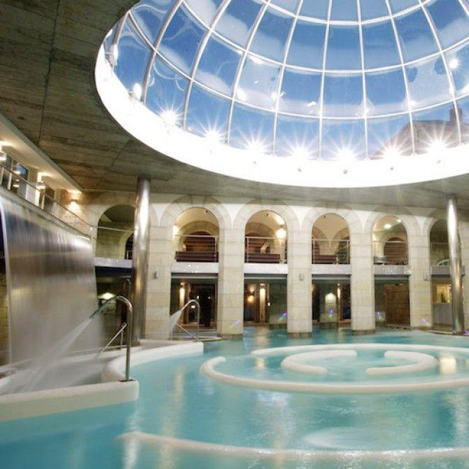 Balneario de Mondariz, aguas gallegas que curan