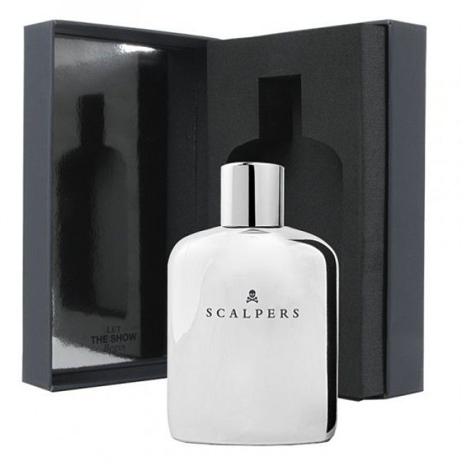 La marca sevillana Scalpers lanza su primer perfume