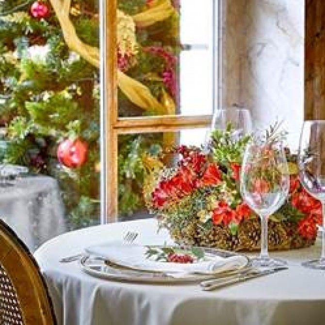 Una buena opción para las cenas de Nochebuena y Fin de año: Hotel Orfila