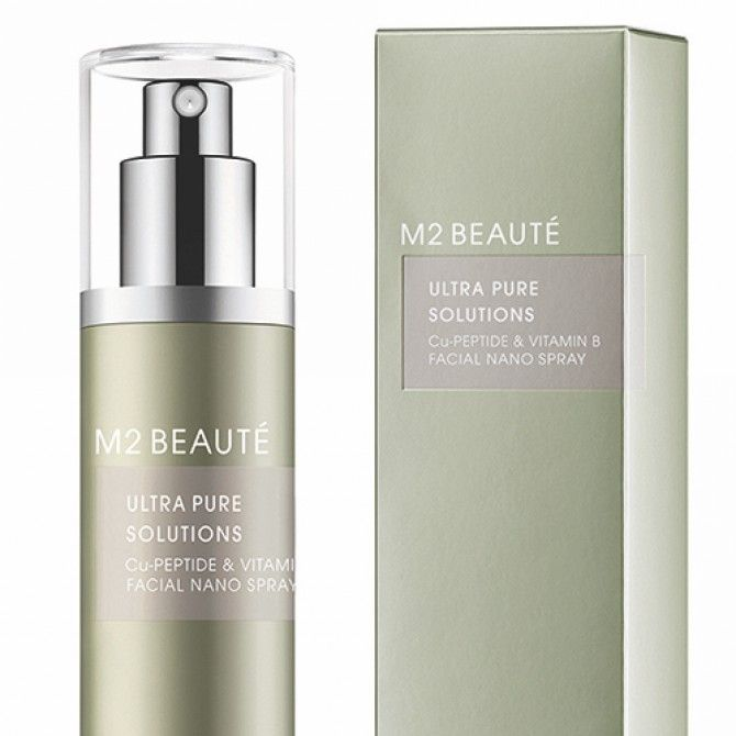 M2 Beauté amplía su gama Ultra Pure Solutions