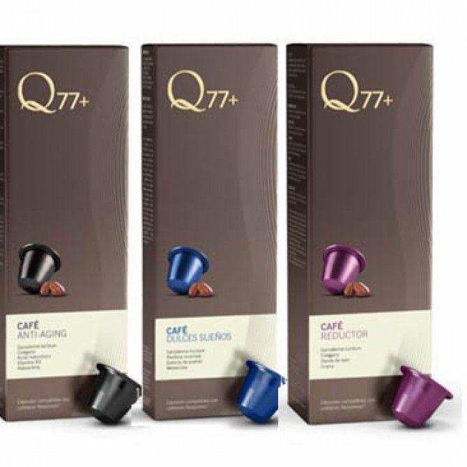 El café Q77+ embellece por dentro y por fuera