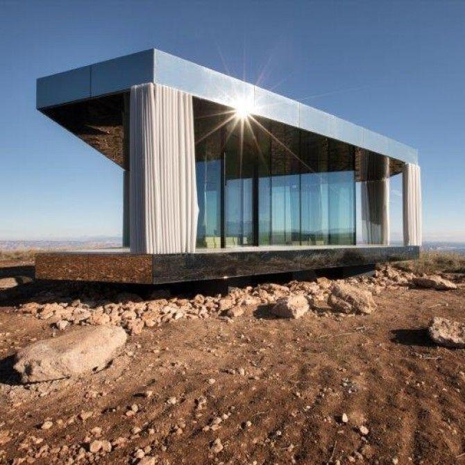 La casa del desierto: un proyecto arquitectónico pionero de Guardian Glass
