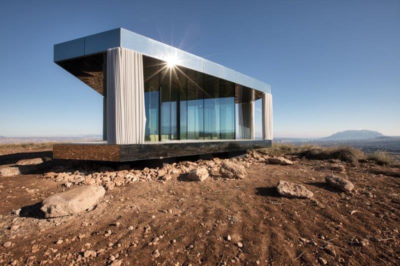 La casa del desierto un proyecto arquitect nico pionero for La casa de granada en madrid