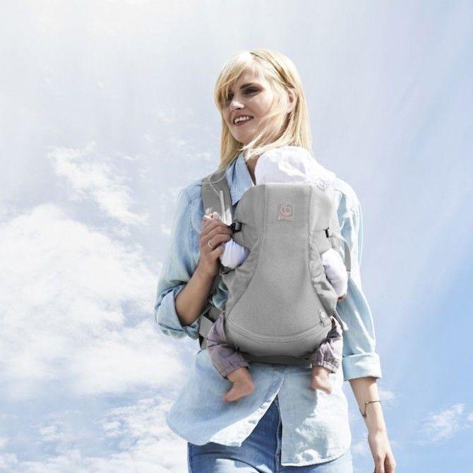 Stockk MyCarrier diseñado para el bienestar de los niños