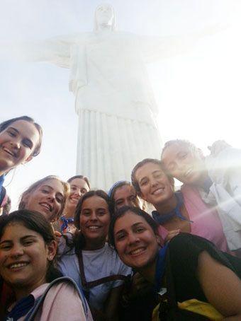 Brasil JMJ 2013, mi experiencia