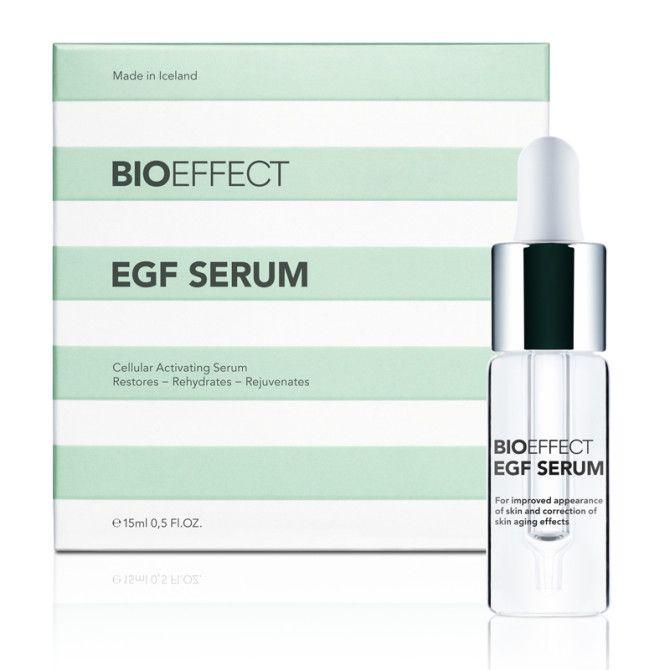 BIOEFFECT EGF Sérum, el lenguaje de la piel