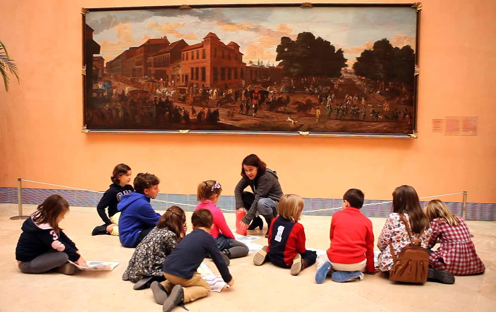 Family Thyssen: Nueva actividad del Museo Thyssen-Bornemisza