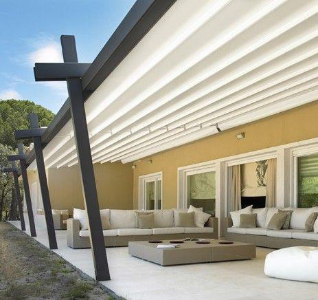 Toldos La Reposición: Diseño y ahorro al aire libre