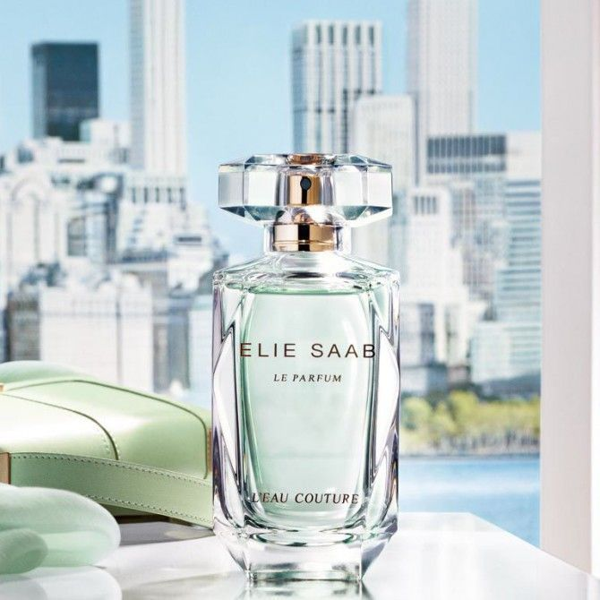 L'Eau Couture la nueva fragancia de ELIE SAAB
