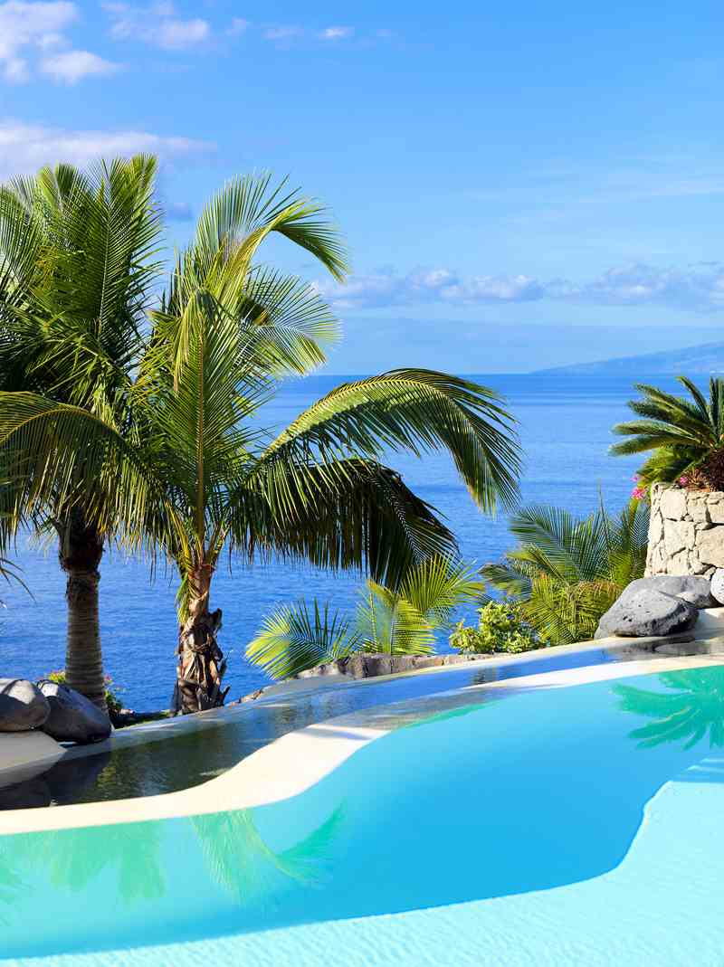 El Paraíso debió de ser algo parecido: The Ritz-Carlton Abama