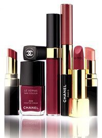 Le rouge Chanel