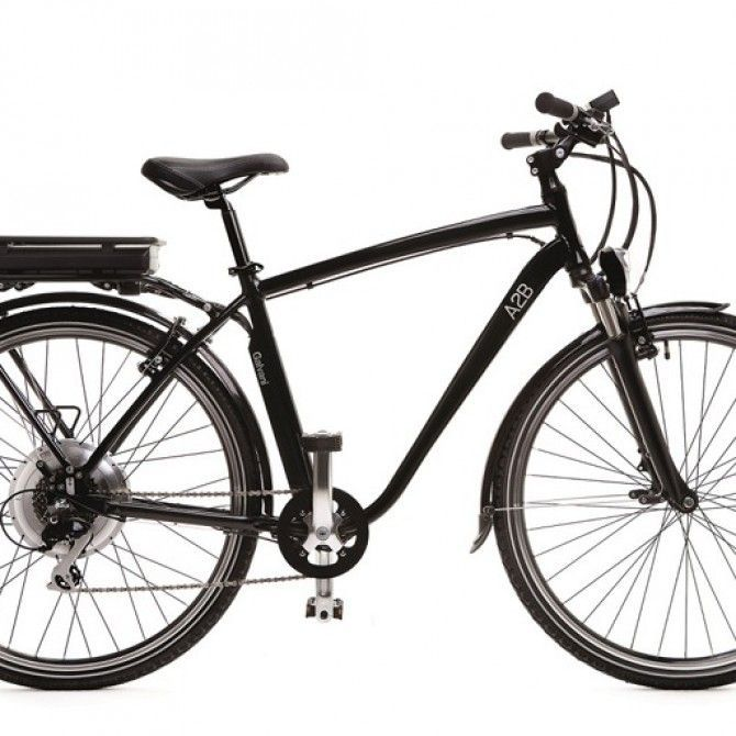 Bici eléctrica A2B