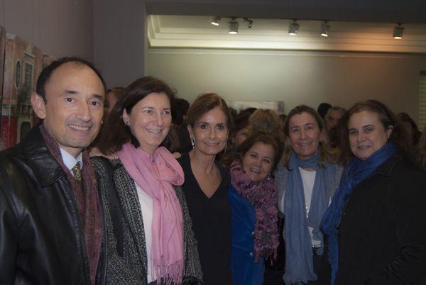 José Tono Martinez,Director de Centro Centro,Julieta Rafecas,Coro Lopez-izquierdo,Paloma Meseguer,Malu Jordana,María Fernandez show