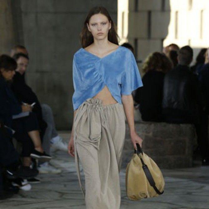 Loewe, colección mujer Primavera-Verano 2015