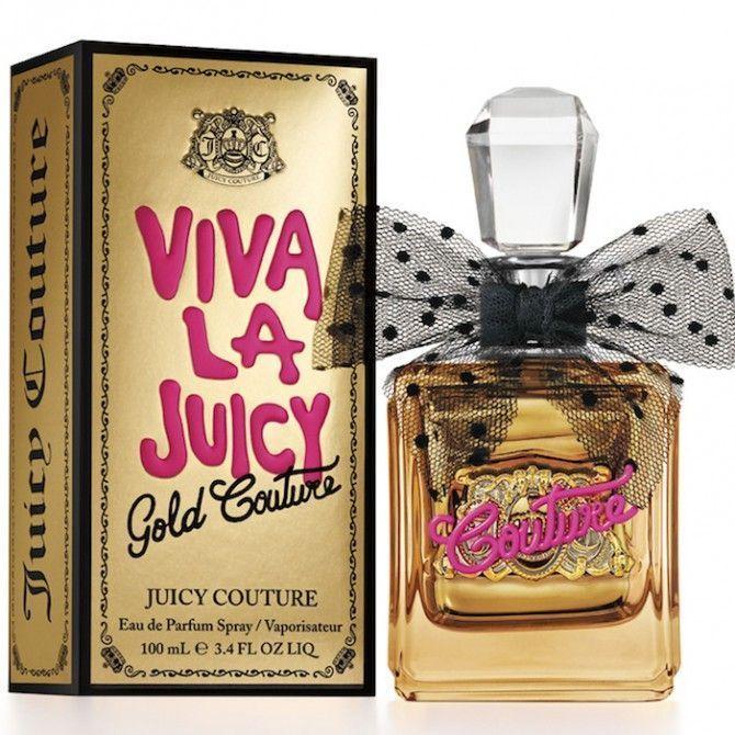Viva la Juicy Gold Couture