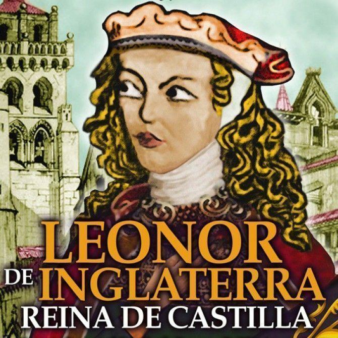 Leonor de Inglaterra reina de Castilla de Miguel Romero