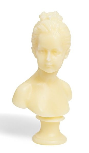 Cire Trudon Louise Bust - Ivory - 2014 - hi res