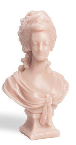 Cire Trudon Marie-Antoinette Bust - Rose - 2014 - hi res