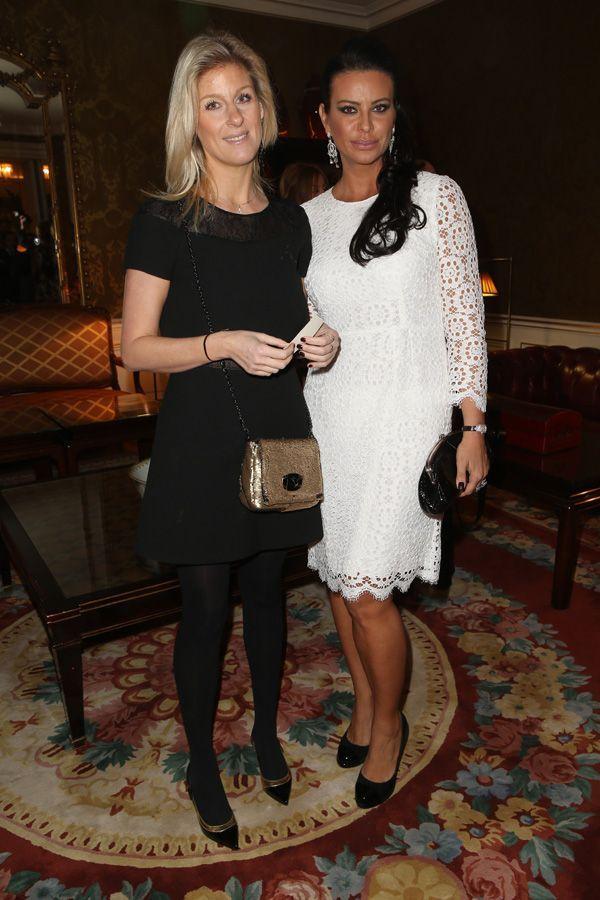 Eleonore Lanvin et la Princesse Kasia Al Thani