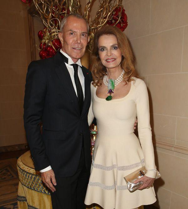 Jean Claude Jitrois et Cyrielle Claire