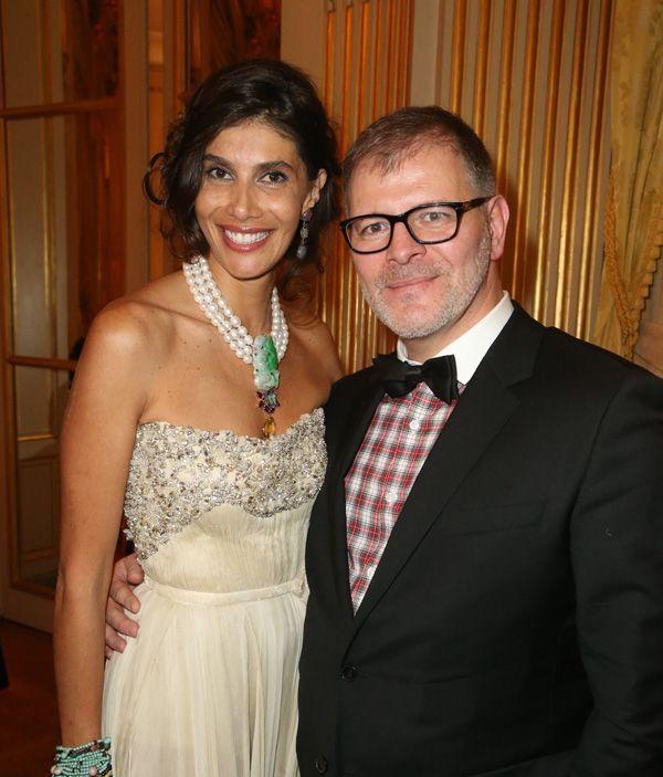 Sandra Murcia et Philippe Ferrandis