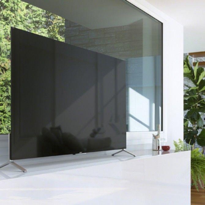La televisión más delgada del mundo es Sony