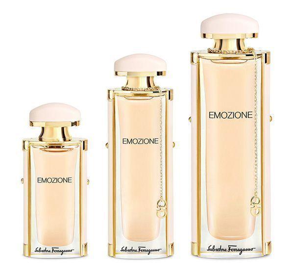 Emozione: nuevo perfume de Salvatore Ferragamo