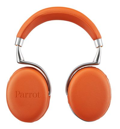 Los auriculares diseñados por Philippe Starck son Parrot