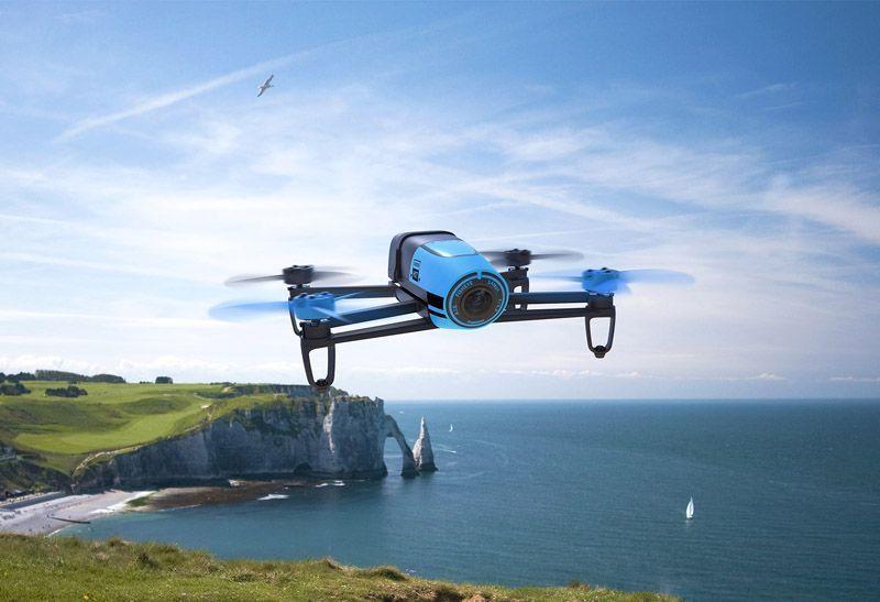 El placer de volar: Parrot Bebop Drone