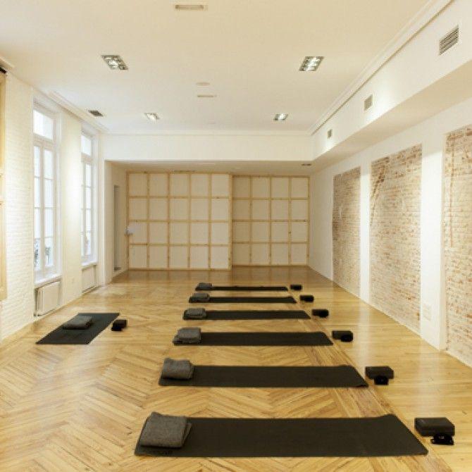 El estudio de Yoga de referencia en España llega a Madrid