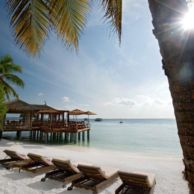 Lugares paradisíacos: Constance Hoteles & Resort .