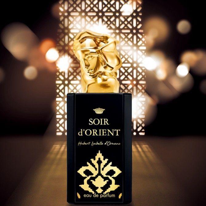 Un nuevo perfume de Sisley: Soir d'Orient