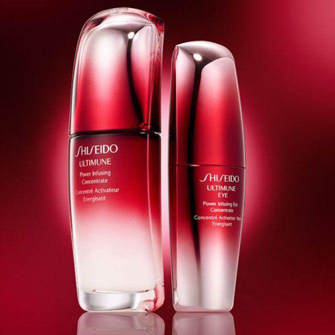 La última novedad de Shiseido: Ultimune Eye Concentrate