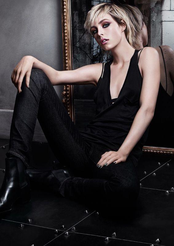 Pretty Metal, la colección roquera y femenina de Yves Saint Laurent