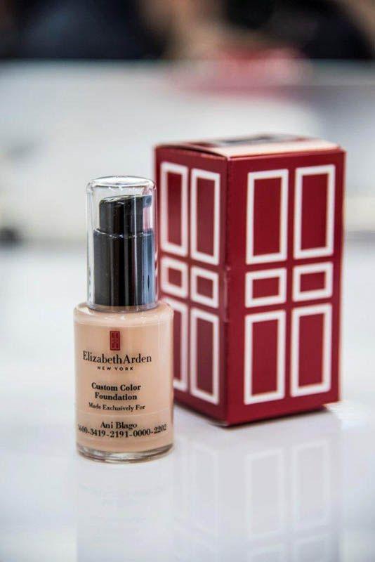 Un maquillaje a medida con la nueva tecnología de Elizabeth Arden