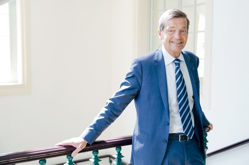 Entrevista a Christian Brechot, Director General del Instituto Pasteur