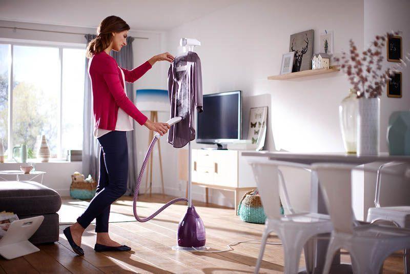 Toque de fragancia a tus prendas con el  vaporizador Philips ClearTouch Essence