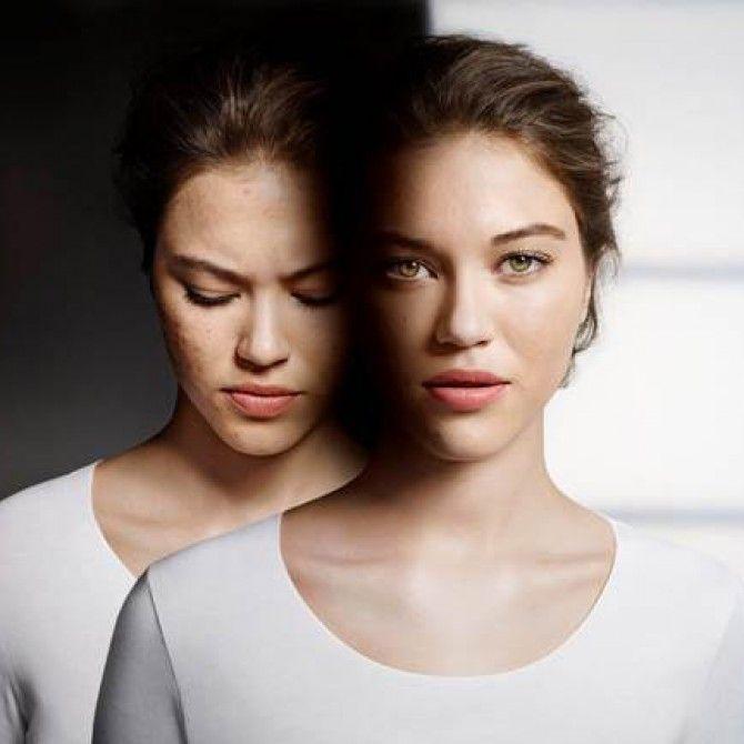 ¿Y si un maquillaje pudiera reducir y cubrir las imperfecciones?