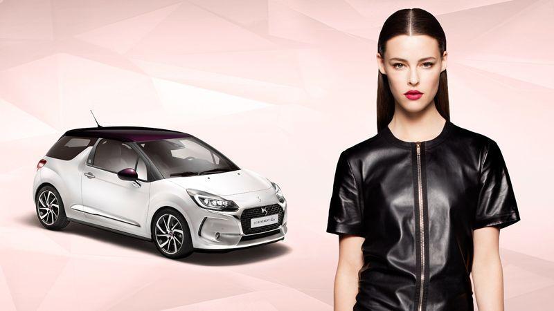 DS 3 Givenchy Le Makeup, fusión de dos Maisons icónicas
